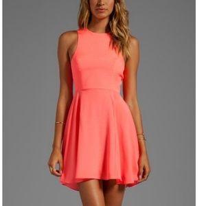Naven neon dress